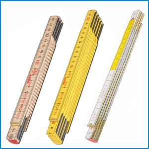 → Fa mérőeszközök